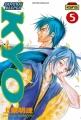 Couverture Samurai Deeper Kyo, tome 05 Editions Kana (Dark) 2002