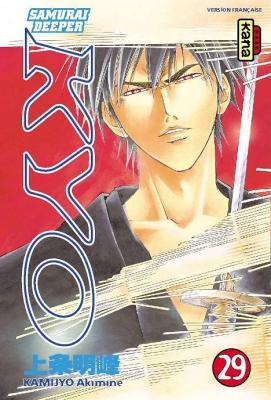 Couverture Samurai Deeper Kyo, tome 29