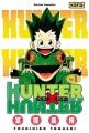 Couverture Hunter X Hunter, tome 01 Editions Kana 2000