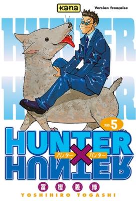 Couverture Hunter X Hunter, tome 05