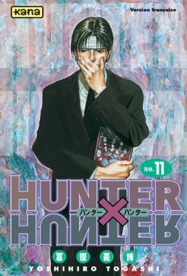 Couverture Hunter X Hunter, tome 11