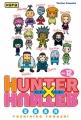 Couverture Hunter X Hunter, tome 12 Editions Kana 2002