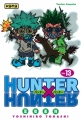 Couverture Hunter X Hunter, tome 13 Editions Kana 2002