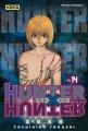 Couverture Hunter X Hunter, tome 14 Editions Kana 2003