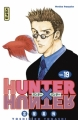 Couverture Hunter X Hunter, tome 19 Editions Kana 2005