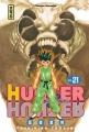 Couverture Hunter X Hunter, tome 21 Editions Kana 2006