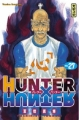 Couverture Hunter X Hunter, tome 27 Editions Kana 2010