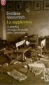 Couverture La supplication Editions J'ai Lu 2004