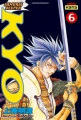 Couverture Samurai Deeper Kyo, tome 06 Editions Kana (Dark) 2002
