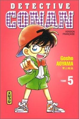 Couverture Détective Conan, tome 05