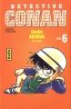 Couverture Détective Conan, tome 06 Editions Kana 1997