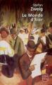 Couverture Le monde d'hier : Souvenirs d'un européen Editions Le Livre de Poche 2008