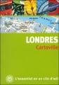 Couverture Londres Editions Gallimard  (Cartoville) 2010