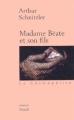 Couverture Madame Béate et son fils Editions Stock (La Cosmopolite) 2004