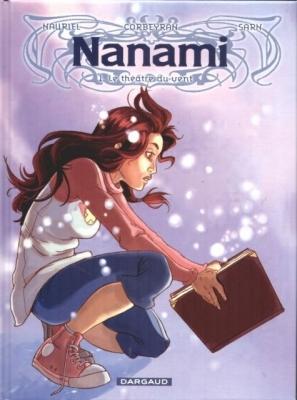 Couverture Nanami, tome 1 : Le théâtre du vent