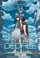 Couverture Dédale, tome 1 Editions Doki Doki 2016