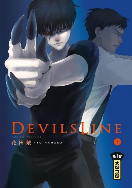 Couverture Devil's line, tome 05