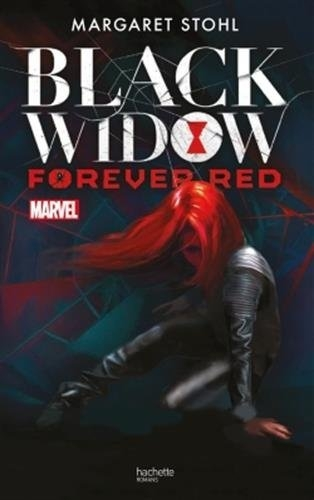 Couverture Black Widow : Forever Red
