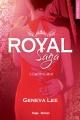 Couverture Royal saga, tome 2 : Captive-moi Editions Hugo & cie (New romance) 2016