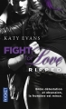 Couverture Fight for love, tome 5 : Ripped Editions Pocket 2016