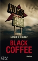 Couverture Black coffee Editions 12-21 2013