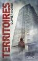 Couverture Territoires Editions Michel Lafon 2014