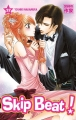 Couverture Skip Beat!, tome 37 Editions Casterman (Sakka) 2016