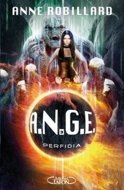 Couverture A.N.G.E., tome 03 : Perfidia