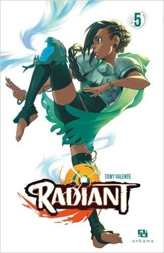 Couverture Radiant, tome 05