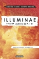 Couverture Illuminae, tome 1 : Dossier Alexander Editions Casterman 2016