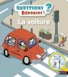 Couverture La voiture Editions Nathan (Questions / Réponses) 2016