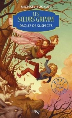 Couverture Les Soeurs Grimm, tome 2 : Drôles de suspects