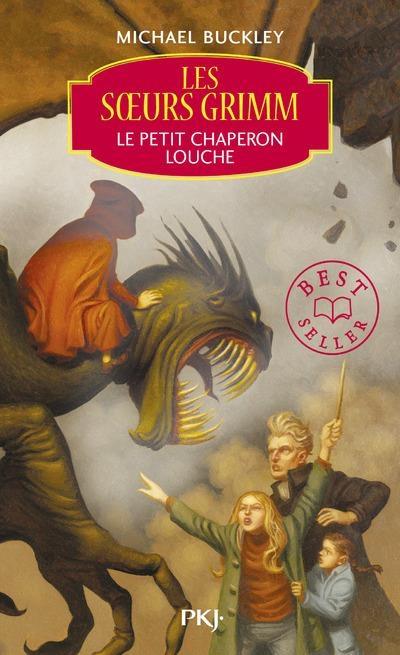 Couverture Les Soeurs Grimm, tome 3 : Le petit chaperon louche