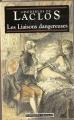 Couverture Les Liaisons dangereuses Editions Booking International (Classiques français) 1993