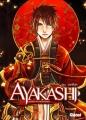 Couverture Ayakashi : Légendes des cinq royaumes, tome 1 Editions Glénat (Shônen) 2016