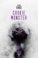 Couverture Cookie Monster Editions Le Bélial' (Une Heure Lumière) 2016