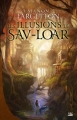 Couverture Les Illusions de Sav-Loar Editions Bragelonne (Fantasy) 2016