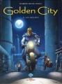 Couverture Golden City, tome 11 : Les fugitifs Editions Delcourt 2015