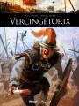 Couverture Vercingétorix Editions Glénat / Fayard (Ils ont fait l'Histoire) 2014