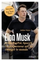 Couverture Elon Musk Editions Eyrolles 2016