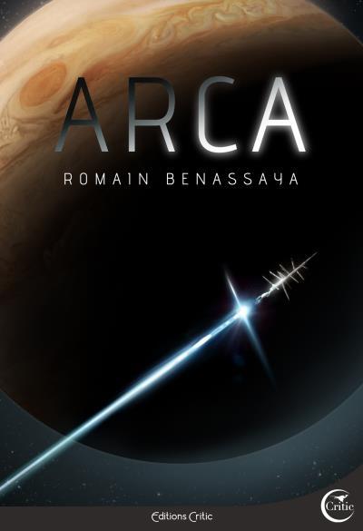 Couverture Arca