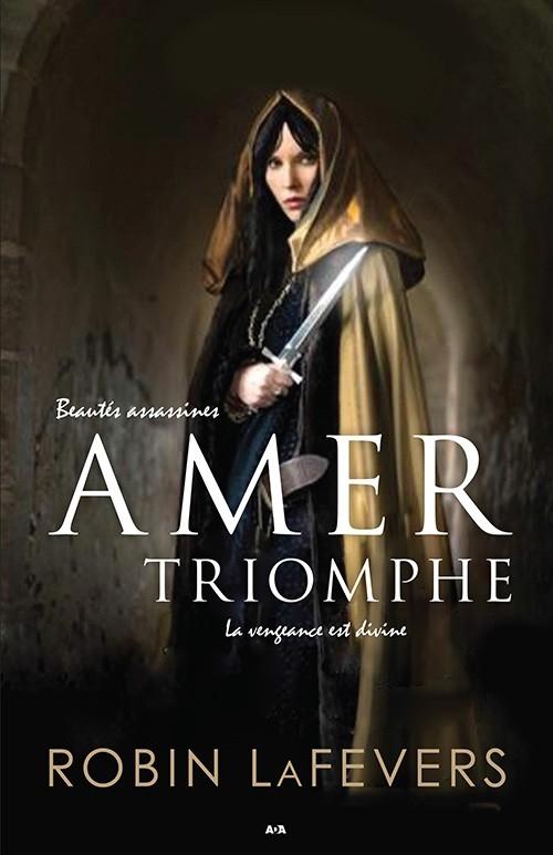 Couverture Beautés assassines, tome 2 : Amer triomphe