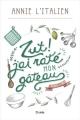 Couverture Zut ! J'ai raté mon gâteau Editions Druide 2016