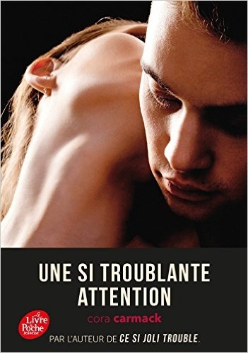 Couverture Une si troublante attention