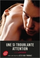 Couverture Une si troublante attention Editions Le Livre de Poche (Jeunesse) 2016