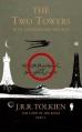 Couverture Le seigneur des anneaux, tome 2 : Les deux tours Editions HarperCollins (US) 1997