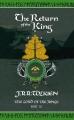 Couverture Le Seigneur des Anneaux, tome 3 : Le retour du roi Editions HarperCollins 1997