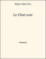 Couverture Le chat noir Editions Bibebook 2013