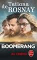 Couverture Boomerang Editions Le Livre de Poche 2016