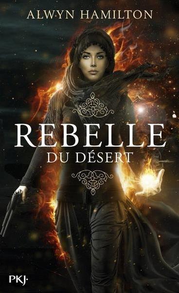 Couverture Rebelle du désert, tome 1